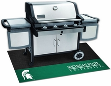 Michigan State Spartans 26x42 Grill Mat