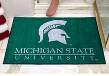 "Michigan State Spartans 34""x45"" All-Star Floor Mat"