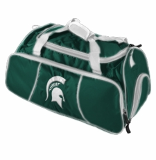 Michigan State Spartans Athletic Duffel Bag