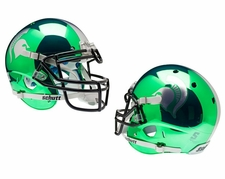 Michigan State Spartans Chrome Schutt XP Authentic Helmet