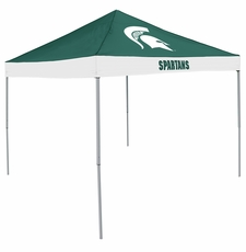 Michigan State Spartans Economy 2-Logo Logo Canopy Tailgate Tent