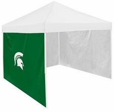 Michigan State Spartans Green Side Panel for Logo Tents