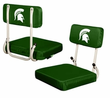 Michigan State Spartans Hard Back Stadium Seat