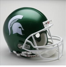 Michigan State Spartans Riddell Pro Line Authentic Helmet