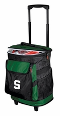 Michigan State Spartans Rolling Cooler