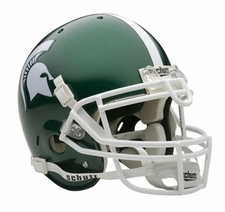 Michigan State Spartans Schutt Authentic Full Size Helmet