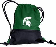 Michigan State Spartans String Pack / Backpack