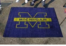 Michigan Wolverines 5'x6' Tailgater Floor Mat