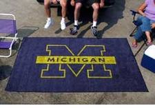 Michigan Wolverines 5'x8' Ulti-mat Floor Mat