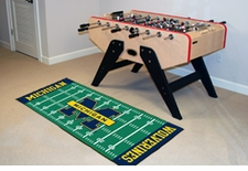 "Michigan Wolverines Football Runner 30""x72"" Floor Mat"