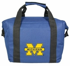 Michigan Wolverines Kolder 12 Pack Cooler Bag