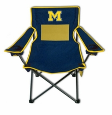 Michigan Wolverines Monster Mesh Chair