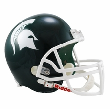 Michigan State Spartans Riddell Deluxe Replica Helmet