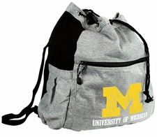 Michigan Wolverines Sport Pack Backpack