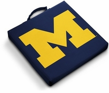 Michigan Wolverines Stadium Seat Cushion