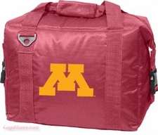 Minnesota Golden Gophers 12 Pack Small Cooler