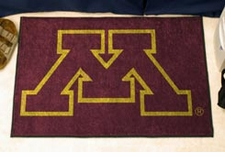 "Minnesota Golden Gophers 20""x30"" Starter Floor Mat"