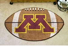 "Minnesota Golden Gophers 22""x35"" Football Floor Mat"