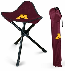 Minnesota Golden Gophers Folding Stool