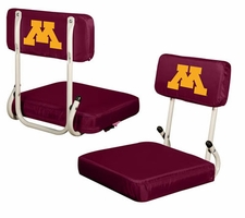 Minnesota Golden Gophers Hard Back Stadium Seat