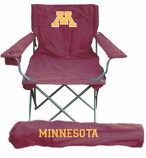 Minnesota Golden Gophers Rivalry Adult Chair