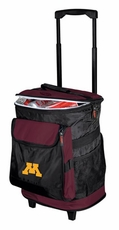 Minnesota Golden Gophers Rolling Cooler