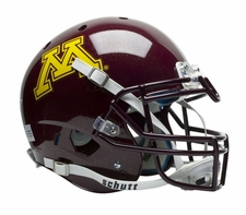 Minnesota Golden Gophers Schutt XP Full Size Replica Helmet