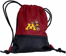 Minnesota Golden Gophers String Pack / Backpack