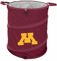 Minnesota Golden Gophers Tailgate Trash Can / Cooler / Laundry Hamper