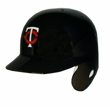 Minnesota Twins Left Flap Rawlings Authentic Batting Helmet