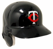 Minnesota Twins Right Flap Rawlings Authentic Batting Helmet