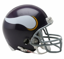 Minnesota Vikings 1961-79 Throwback Replica Mini Helmet