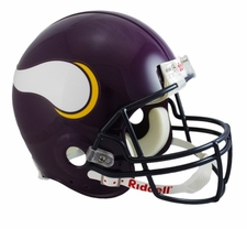 Minnesota Vikings 1985-2005 Throwback Pro Line Helmet