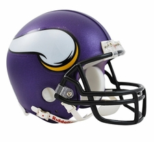 Minnesota Vikings 2013 Riddell Replica Mini Helmet