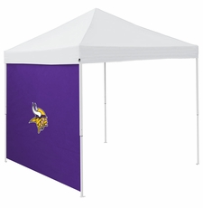 Minnesota Vikings  - 9x9 Side Panel