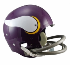 Minnesota Vikings Classic TK 1961-79 Throwback Riddell Replica Helmet