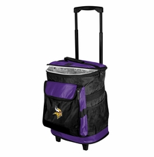 Minnesota Vikings  - Rolling Cooler