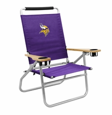 Minnesota Vikings  - Seaside Beach Chair