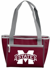 Mississippi State Bulldogs 8 Can Cooler Tote