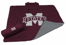 Mississippi State Bulldogs All Weather Blanket