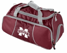 Mississippi State Bulldogs Athletic Duffel Bag