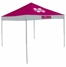 Mississippi State Bulldogs Economy 2-Logo Logo Canopy Tailgate Tent