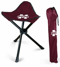 Mississippi State Bulldogs Folding Stool