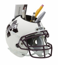 Mississippi State Bulldogs Helmet Desk Caddy