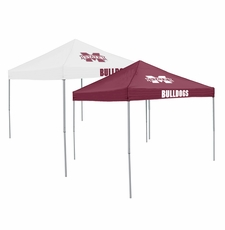 Mississippi State Bulldogs Home / Away Reversible Logo Tailgate Tent