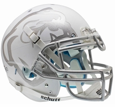 Mississippi State Bulldogs White Schutt XP Authentic Helmet