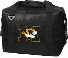 Missouri Tigers 12 Pack Small Cooler
