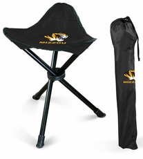 Missouri Tigers Folding Stool