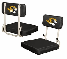 Missouri Tigers Hard Back Stadium Seat