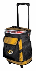 Missouri Tigers Rolling Cooler